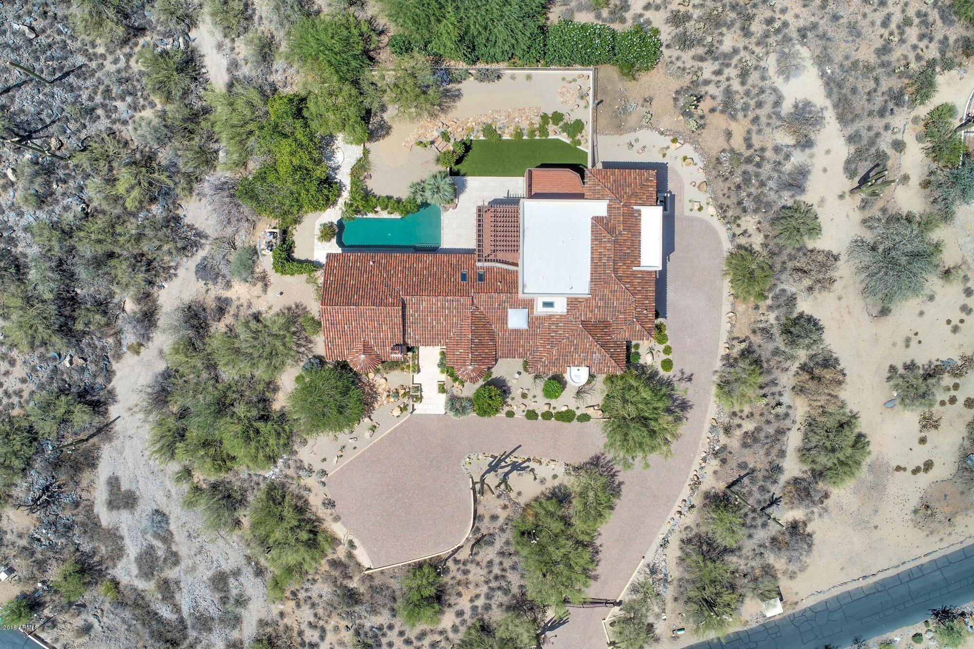 MLS 5797842 6616 E EL SENDERO Road, Carefree, AZ 85377 Carefree AZ Mountain View