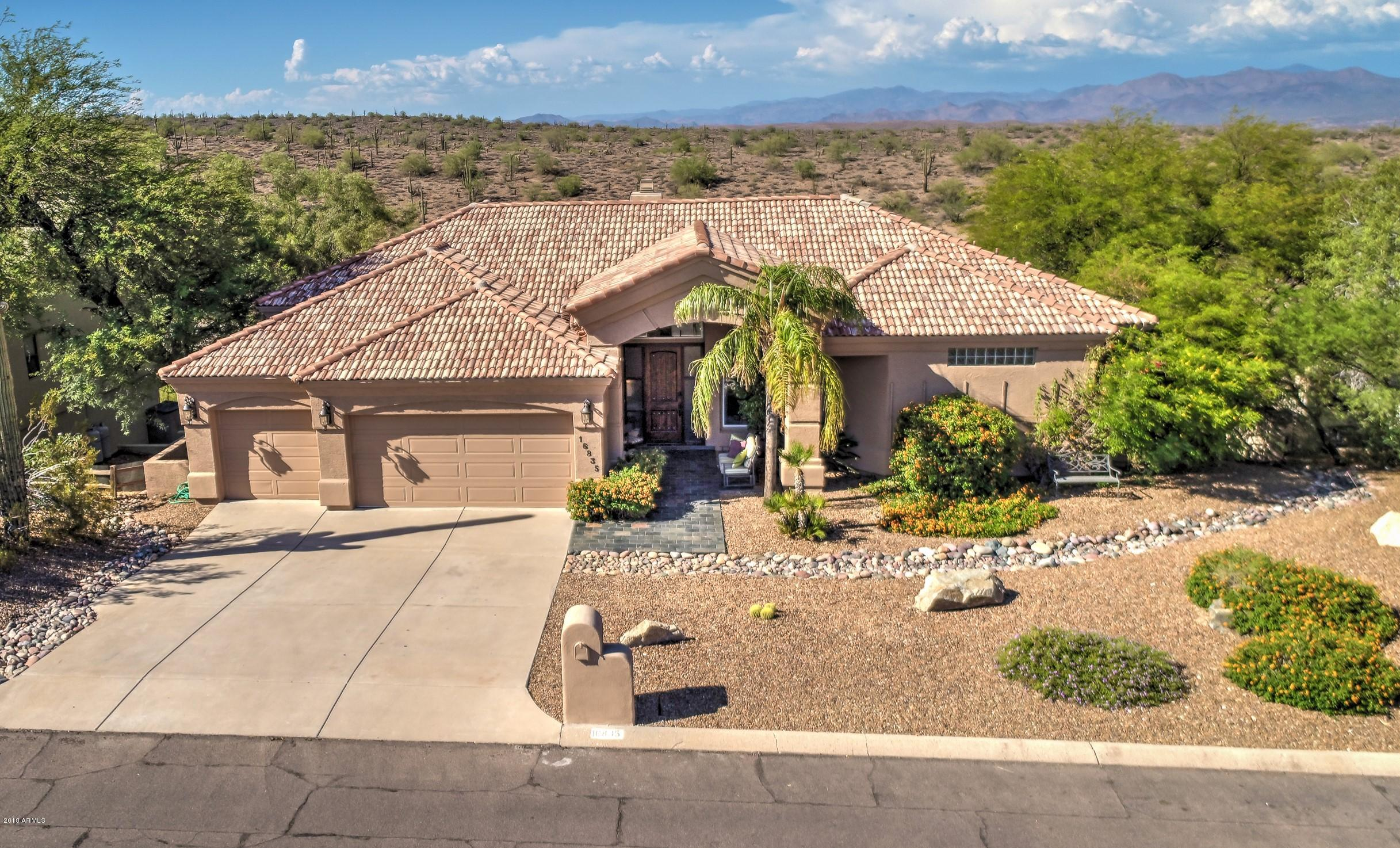 16835 N Stoneridge Court, Fountain Hills, Arizona