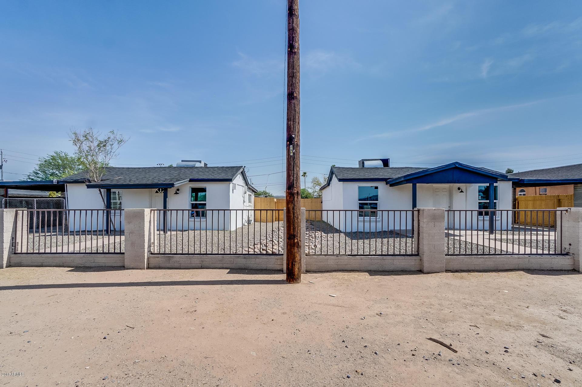 Photo of 1617 W YUMA Street, Phoenix, AZ 85007