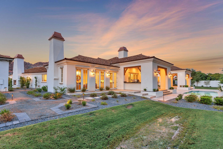 MLS 5802338 4445 E EXETER Boulevard, Phoenix, AZ 85018 Phoenix AZ Single-Story