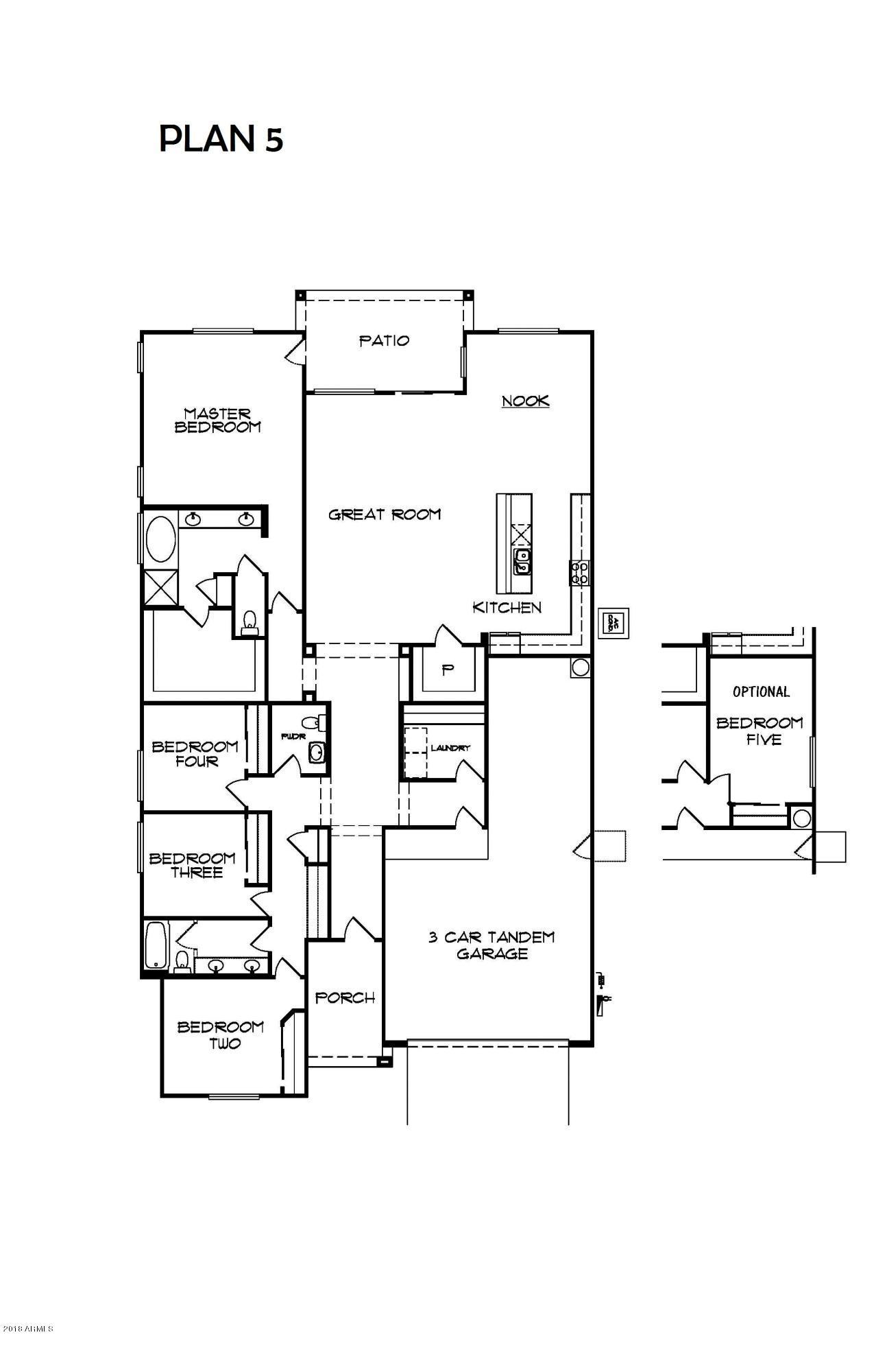 MLS 5802277 11322 W Vernon Avenue, Avondale, AZ 85392 Avondale AZ Newly Built
