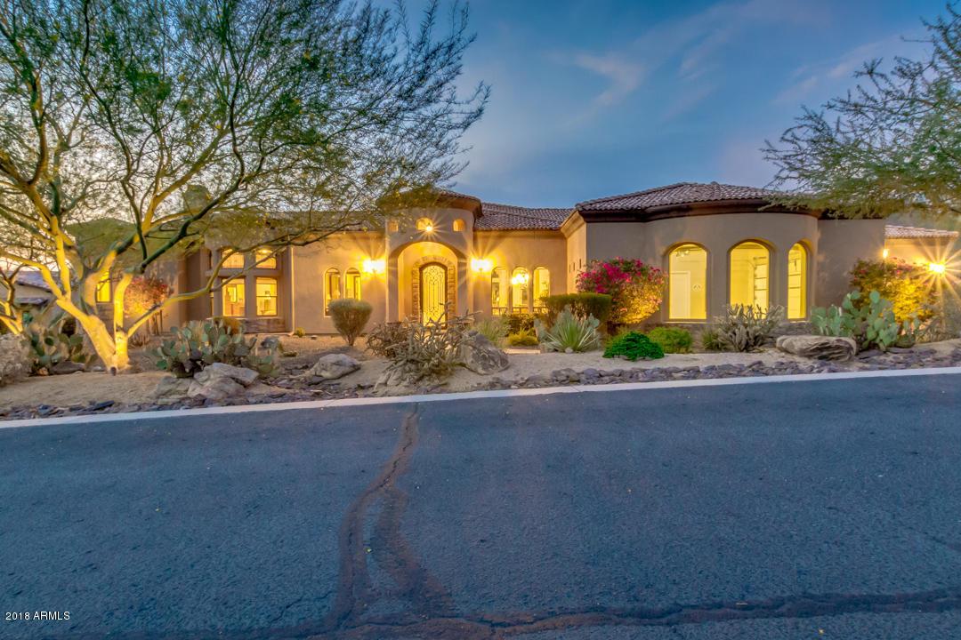 Photo of 7648 E SUMMIT TRAIL Street, Mesa, AZ 85207