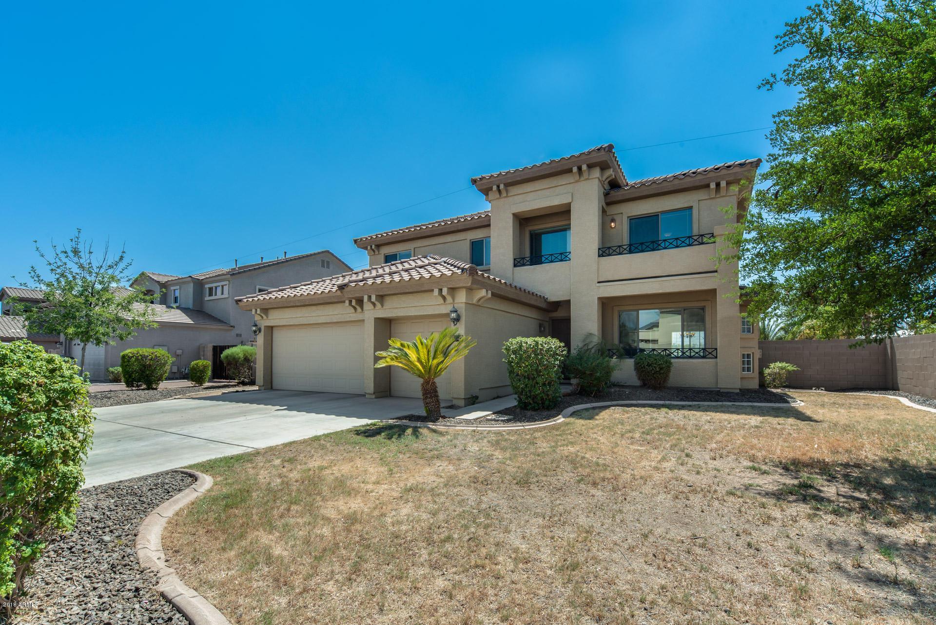 Photo of 4742 S ADELLE Circle, Mesa, AZ 85212