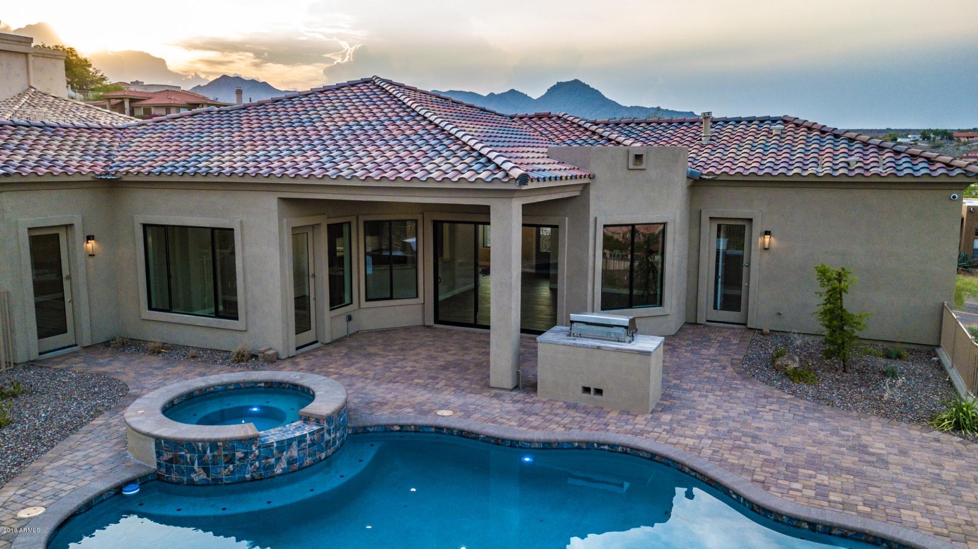 MLS 5786950 15021 E GOLDEN EAGLE Boulevard, Fountain Hills, AZ Fountain Hills AZ Newly Built