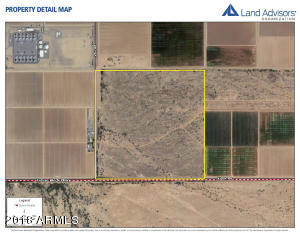 Property for sale at 0000 E Kleck Road, Coolidge,  Arizona 85128