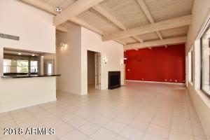 Great room w/fireplace & wetbar