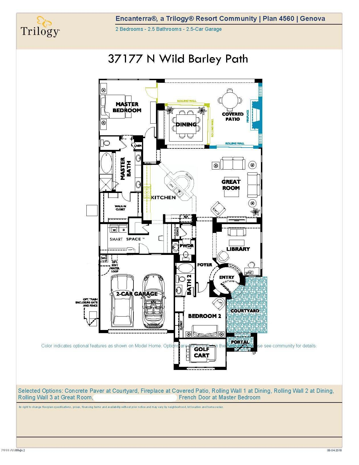 MLS 5807212 37177 N WILD BARLEY Path, San Tan Valley, AZ 85140 San Tan Valley AZ Eco-Friendly