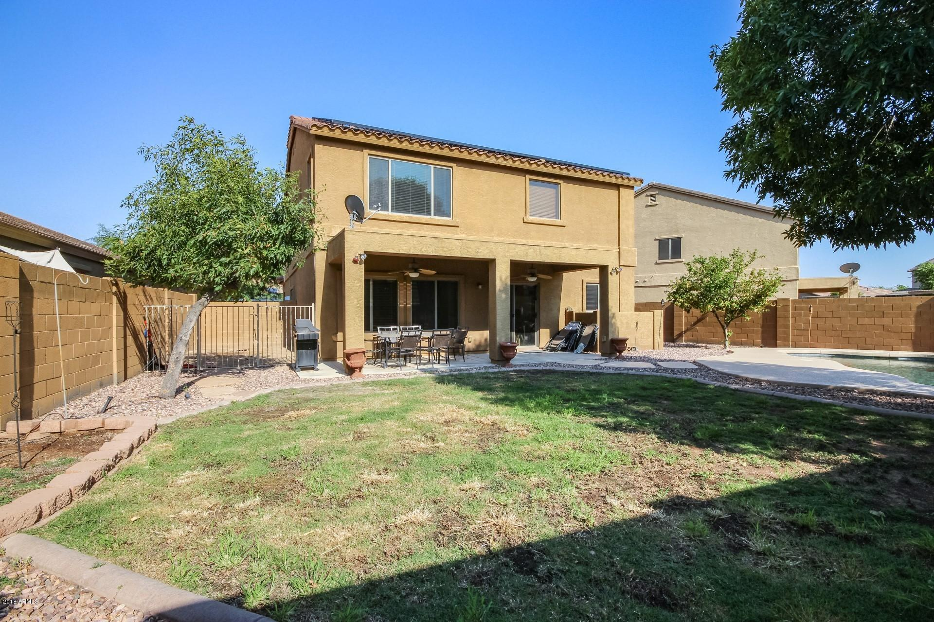 MLS 5807272 9208 N 182ND Drive, Waddell, AZ Waddell AZ Private Pool