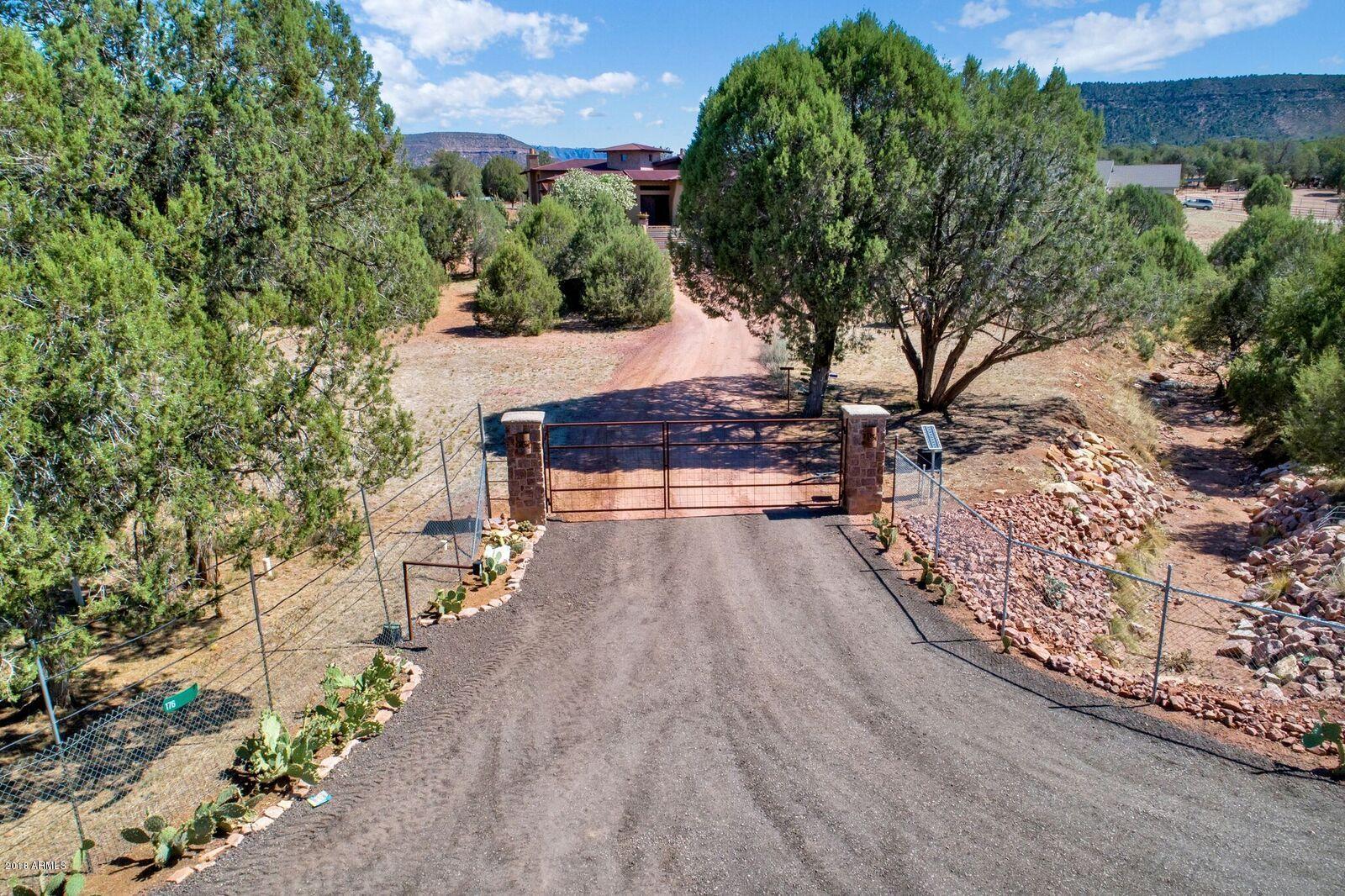 MLS 5807713 176 W Sunflower Drive, Payson, AZ Payson Horse Property for Sale