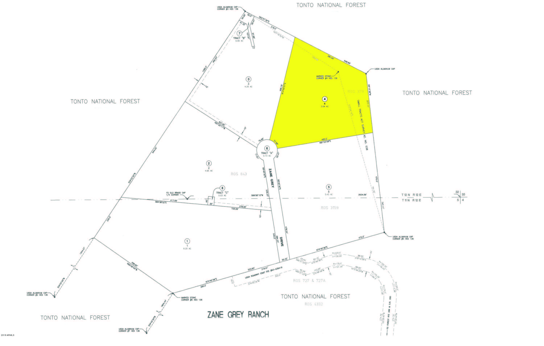 MLS 5811226 490 N Zane Grey Drive, Payson, AZ Payson Horse Property for Sale