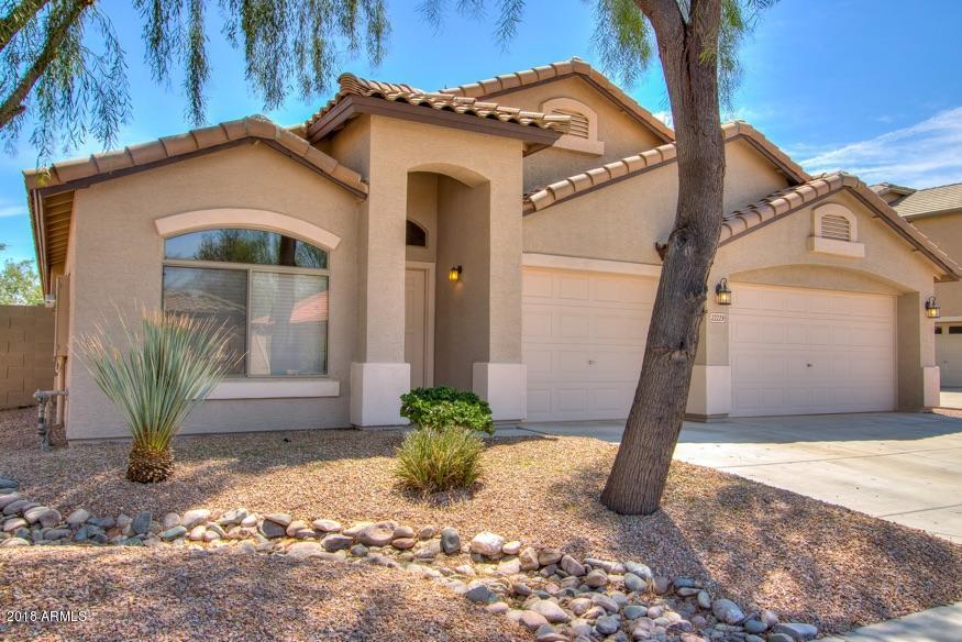 MLS 5808955 22229 N VAN LOO Drive, Maricopa, AZ Maricopa AZ Golf Luxury