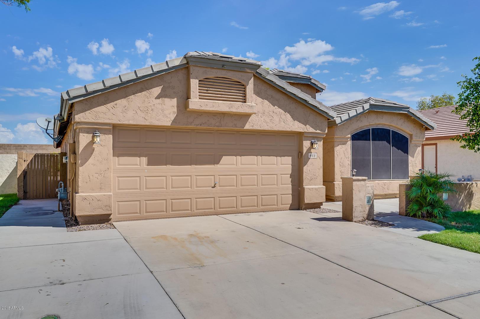 6418 W ESCUDA Road Glendale, AZ 85308 - MLS #: 5809732