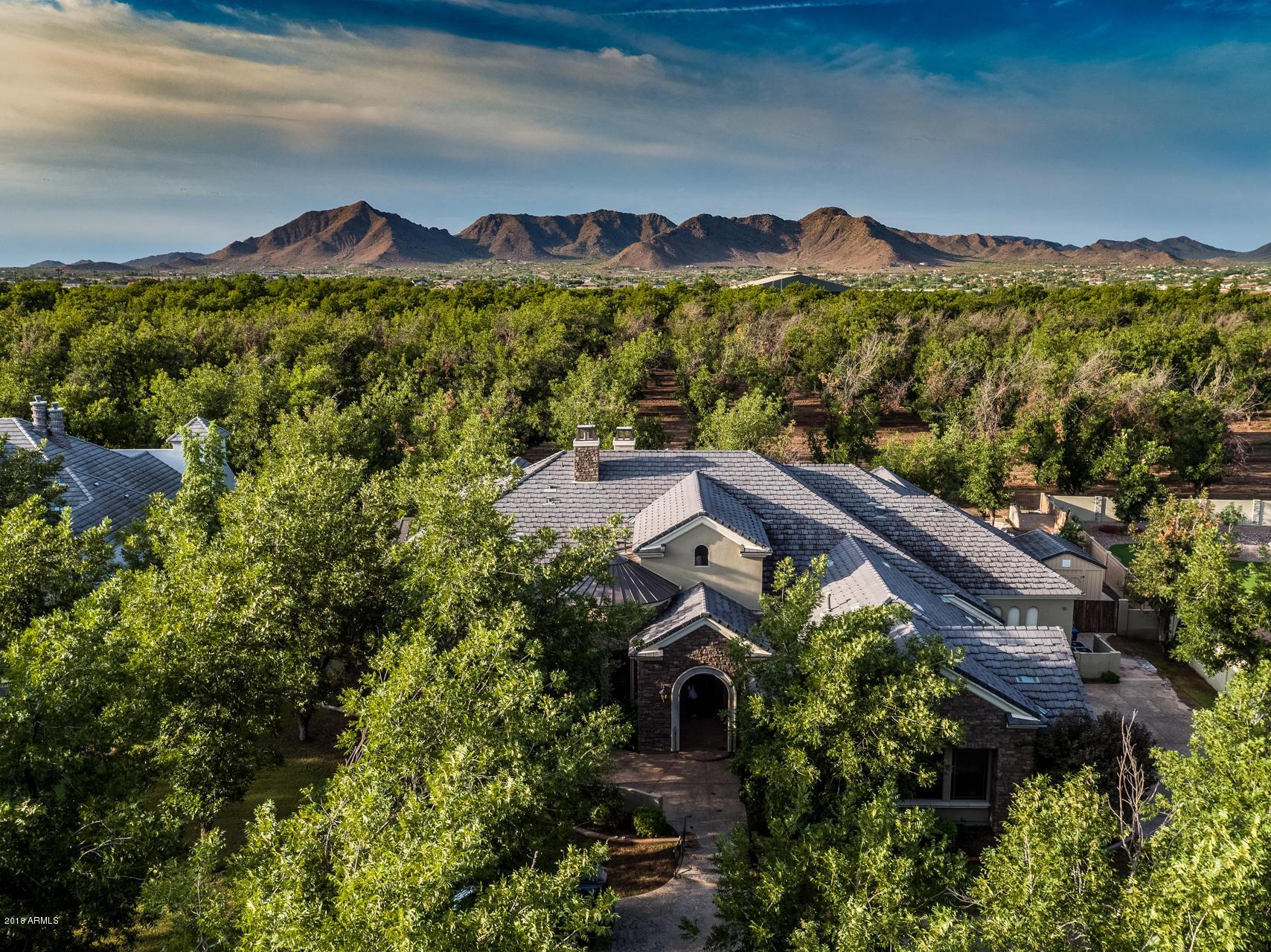 Photo of 20445 E SUNSET Court, Queen Creek, AZ 85142