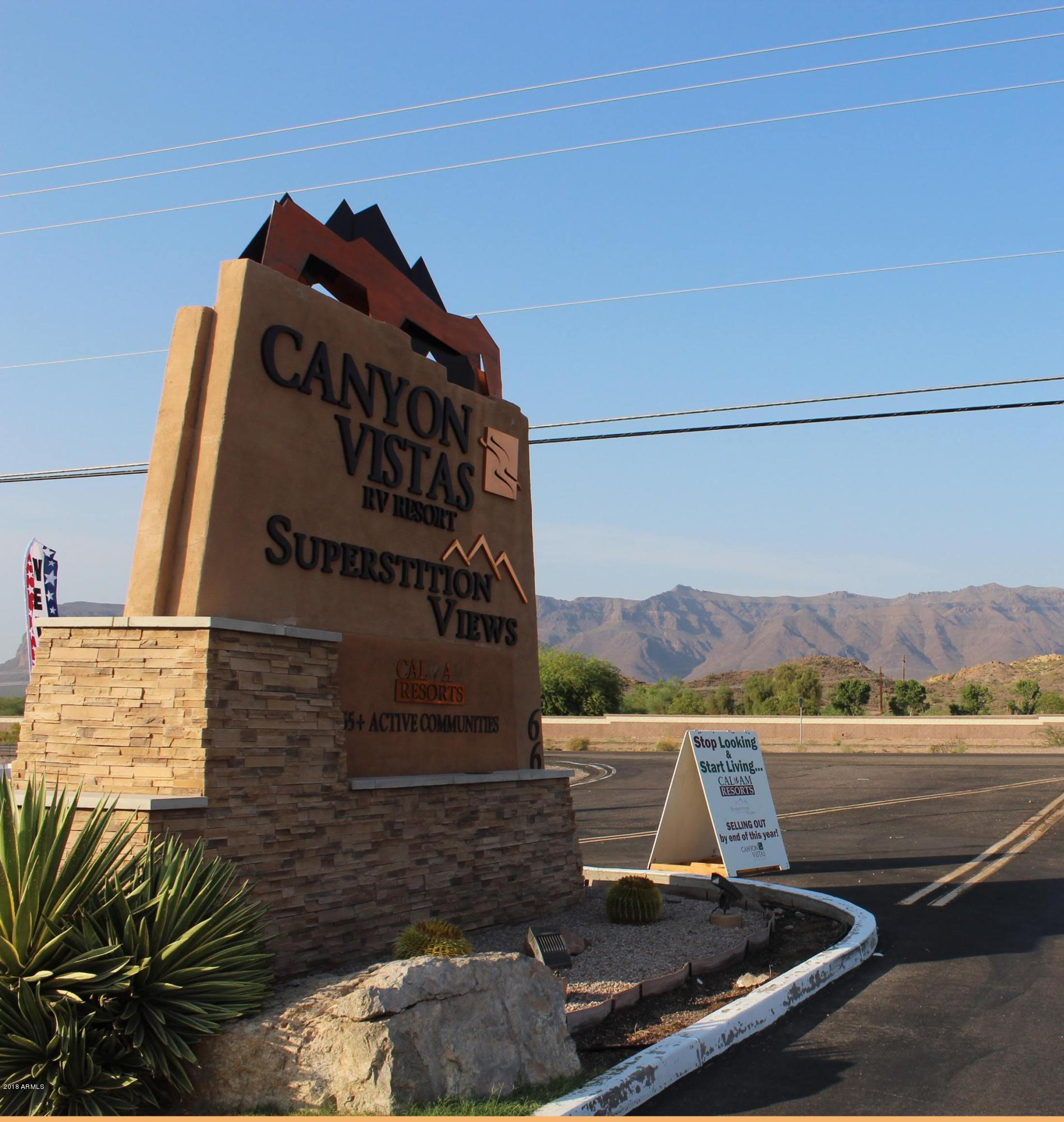 MLS 5810485 6601 E US HIGHWAY 60 -- Unit 849, Gold Canyon, AZ Gold Canyon AZ Golf Gated