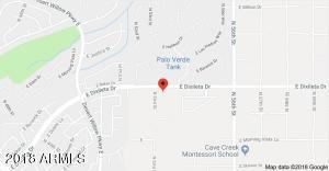 5335 E Dixileta Drive Cave Creek, AZ 85331