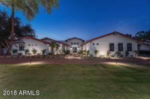 5990 E Sapphire Lane Paradise Valley, AZ 85253