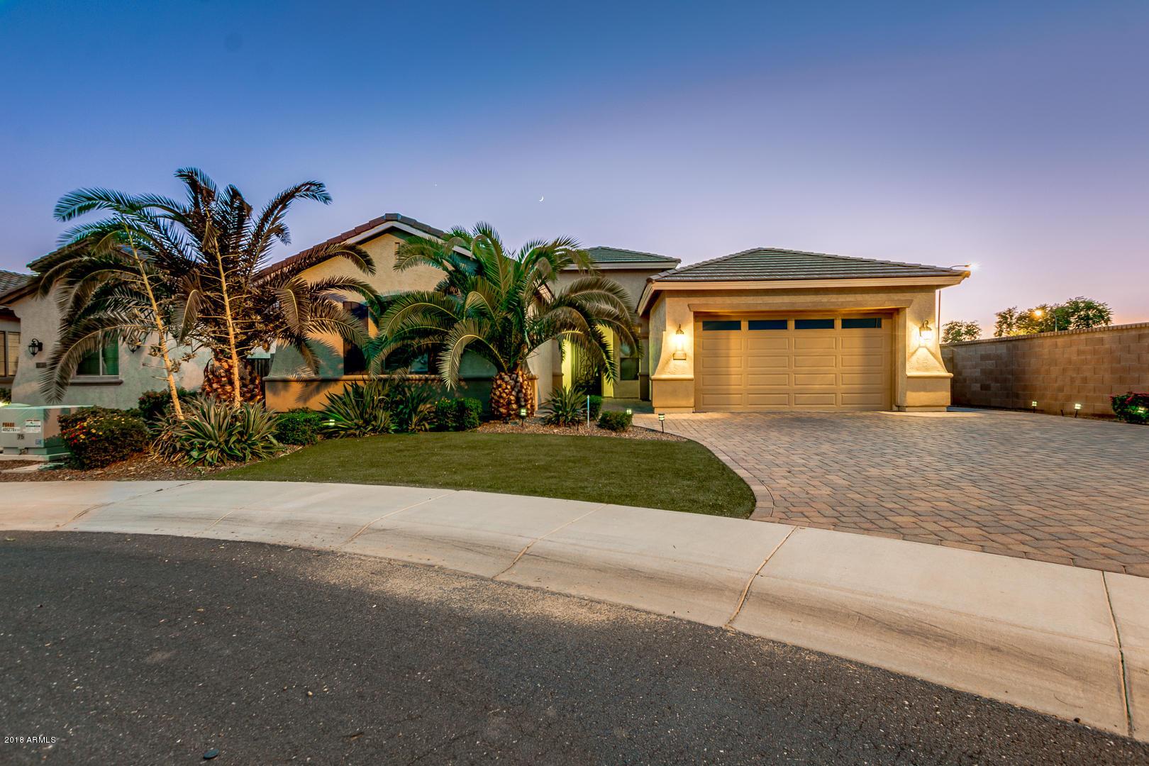 Photo of 4012 S PLEASANT Place, Chandler, AZ 85248