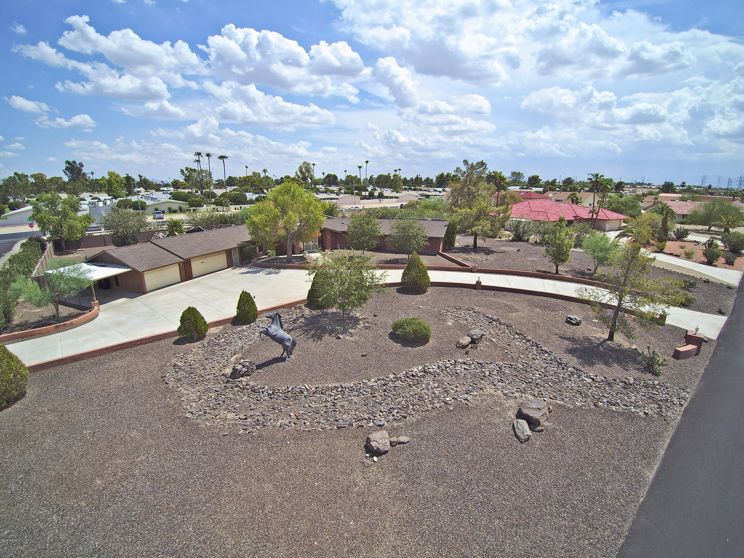 MLS 5811365 9419 N 111TH Drive, Sun City, AZ Sun City AZ Equestrian