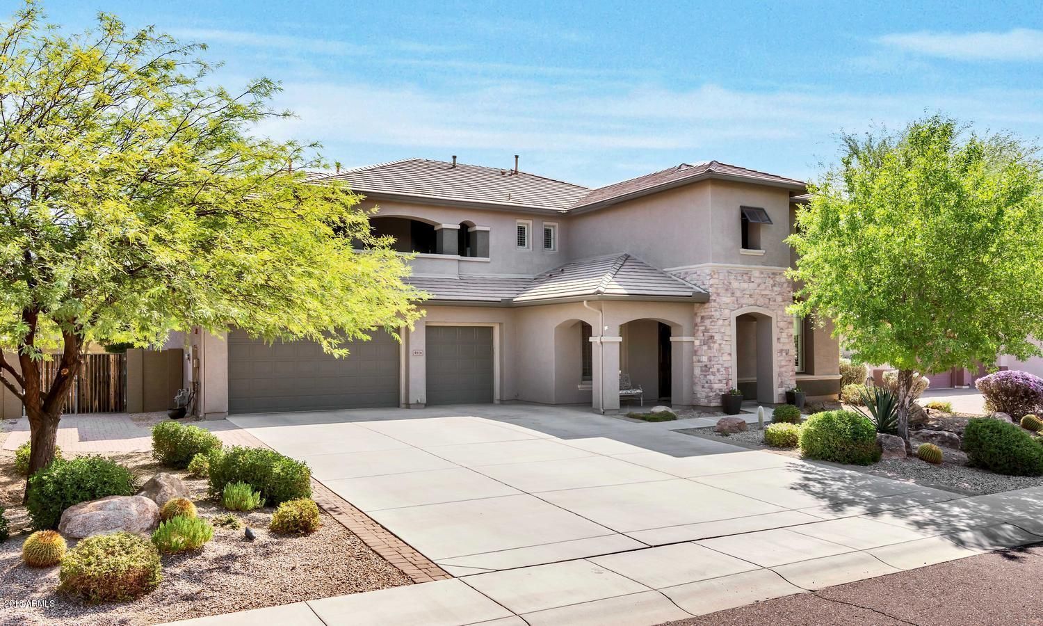 Photo of home for sale at 4816 CAVALRY Road W, Anthem AZ