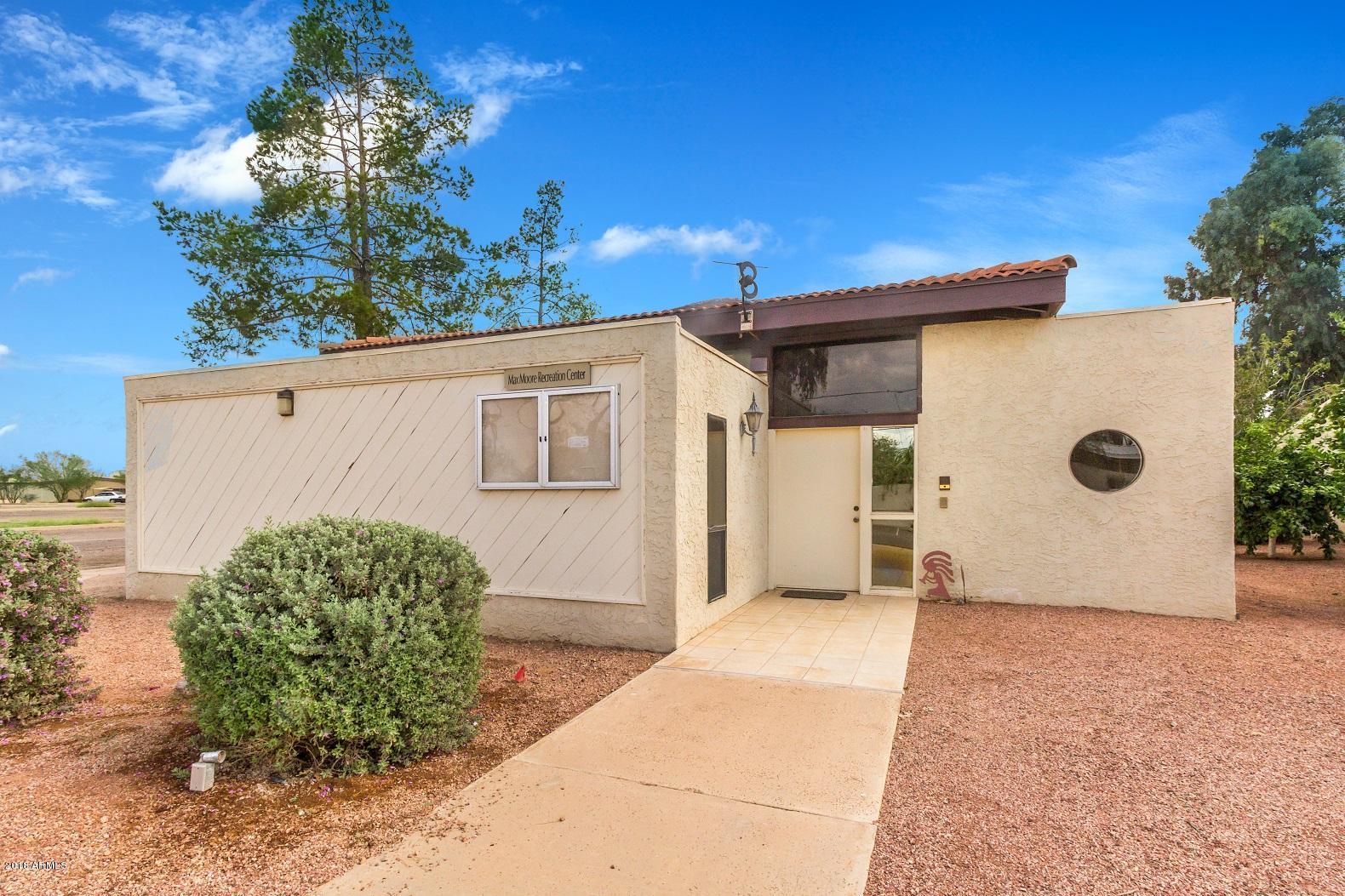 MLS 5810838 8815 W AVENIDA DE AMIGOS Circle Unit 250, Arizona City, AZ Arizona City AZ Adult Community