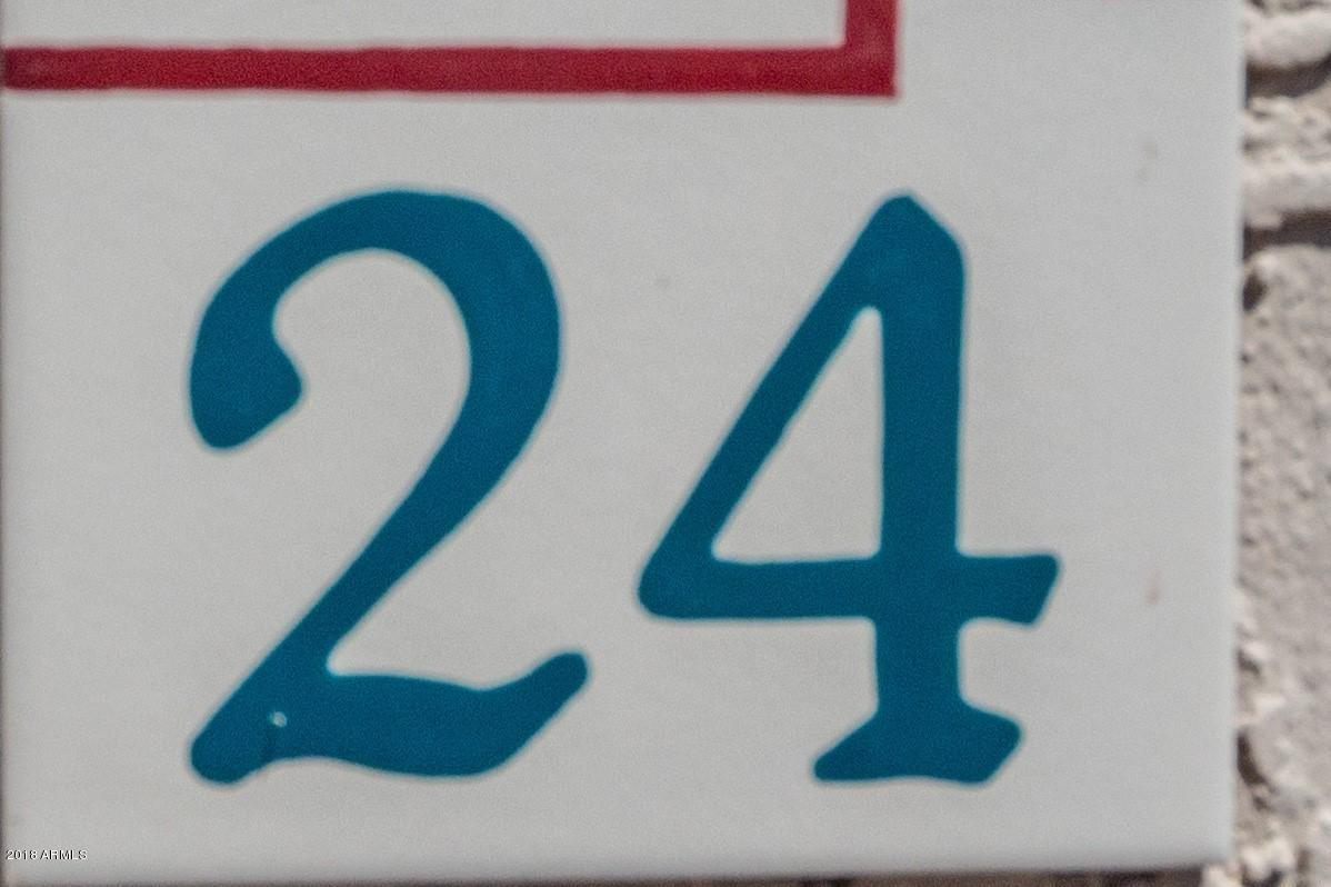 525 N VAL VISTA Drive Unit 24 Mesa, AZ 85213 - MLS #: 5807273