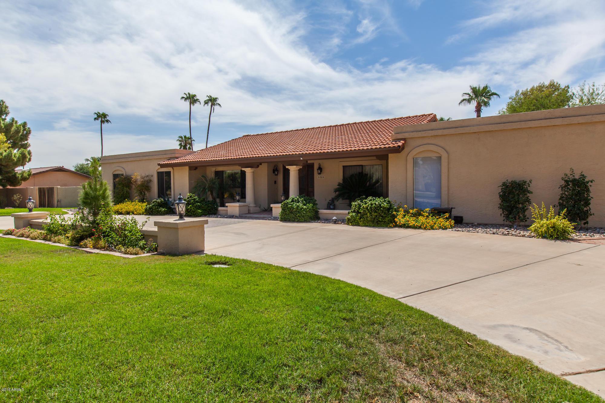 MLS 5811532 525 E CERCADO Lane, Litchfield Park, AZ Litchfield Park AZ Historic