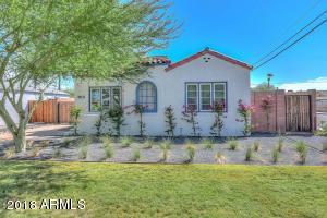 1801 N Dayton Street Phoenix, AZ 85006