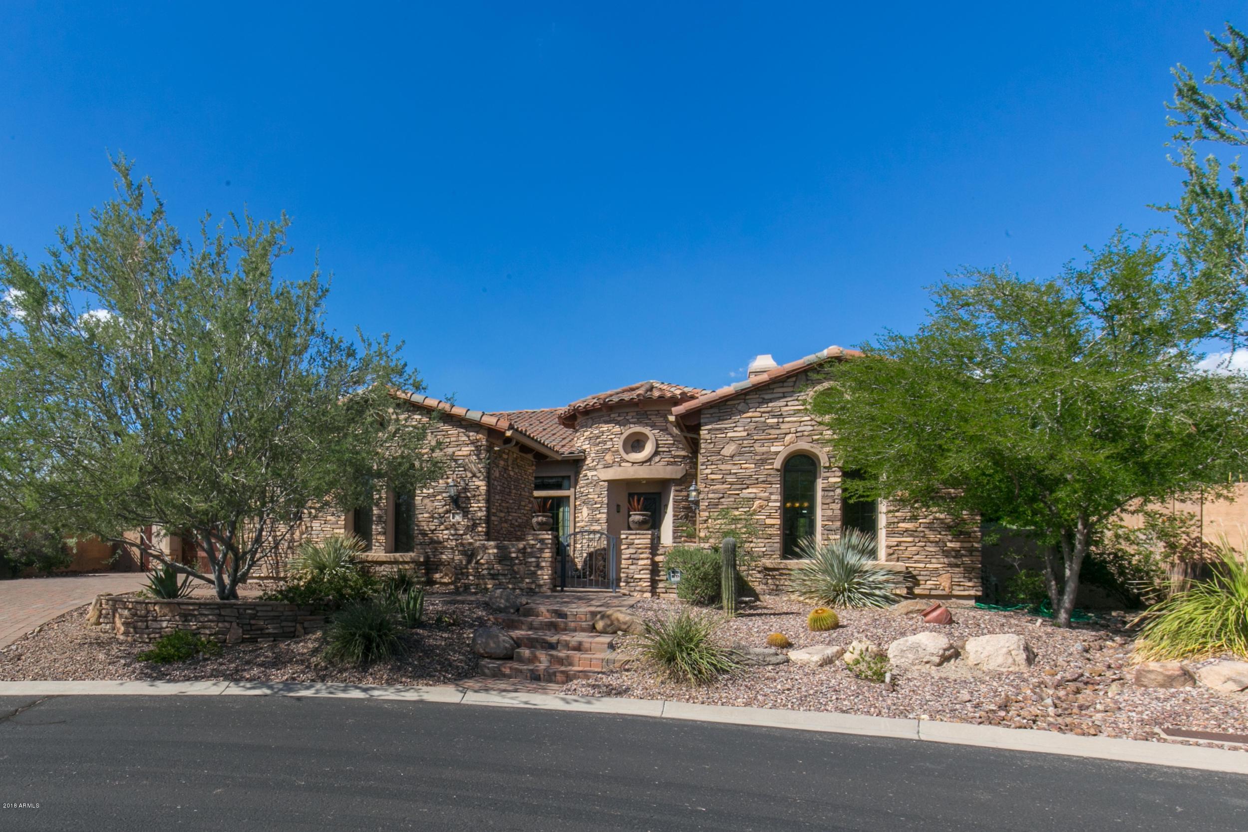Photo of 4123 N SILVER RIDGE Circle, Mesa, AZ 85207