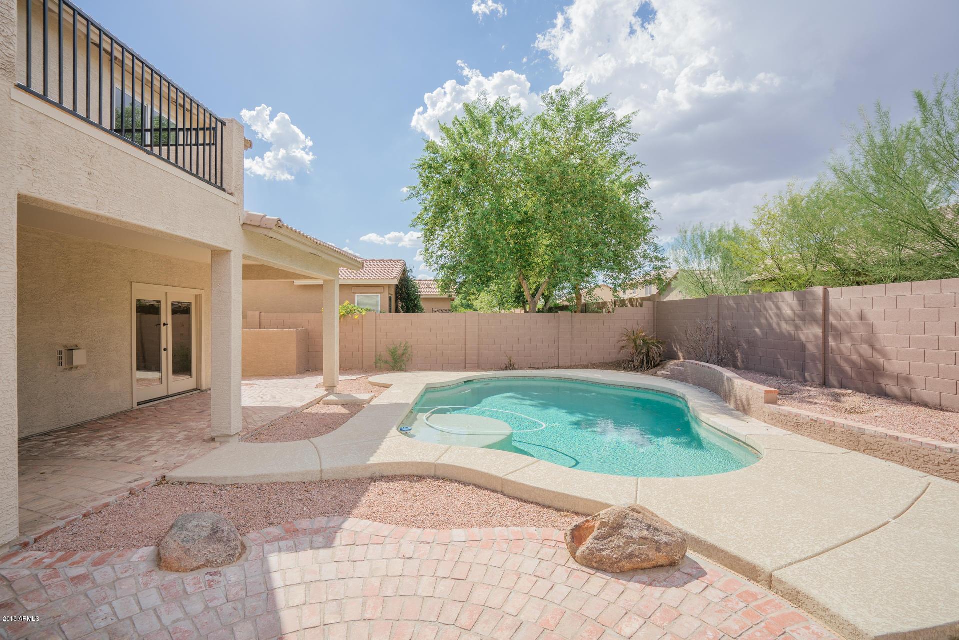 MLS 5816284 18564 W ONYX Avenue, Waddell, AZ Waddell AZ Private Pool