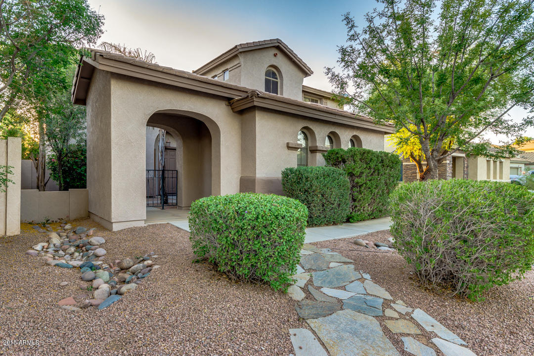 MLS 5816945 2580 S DRAGOON Drive, Chandler, AZ Paseo Trail