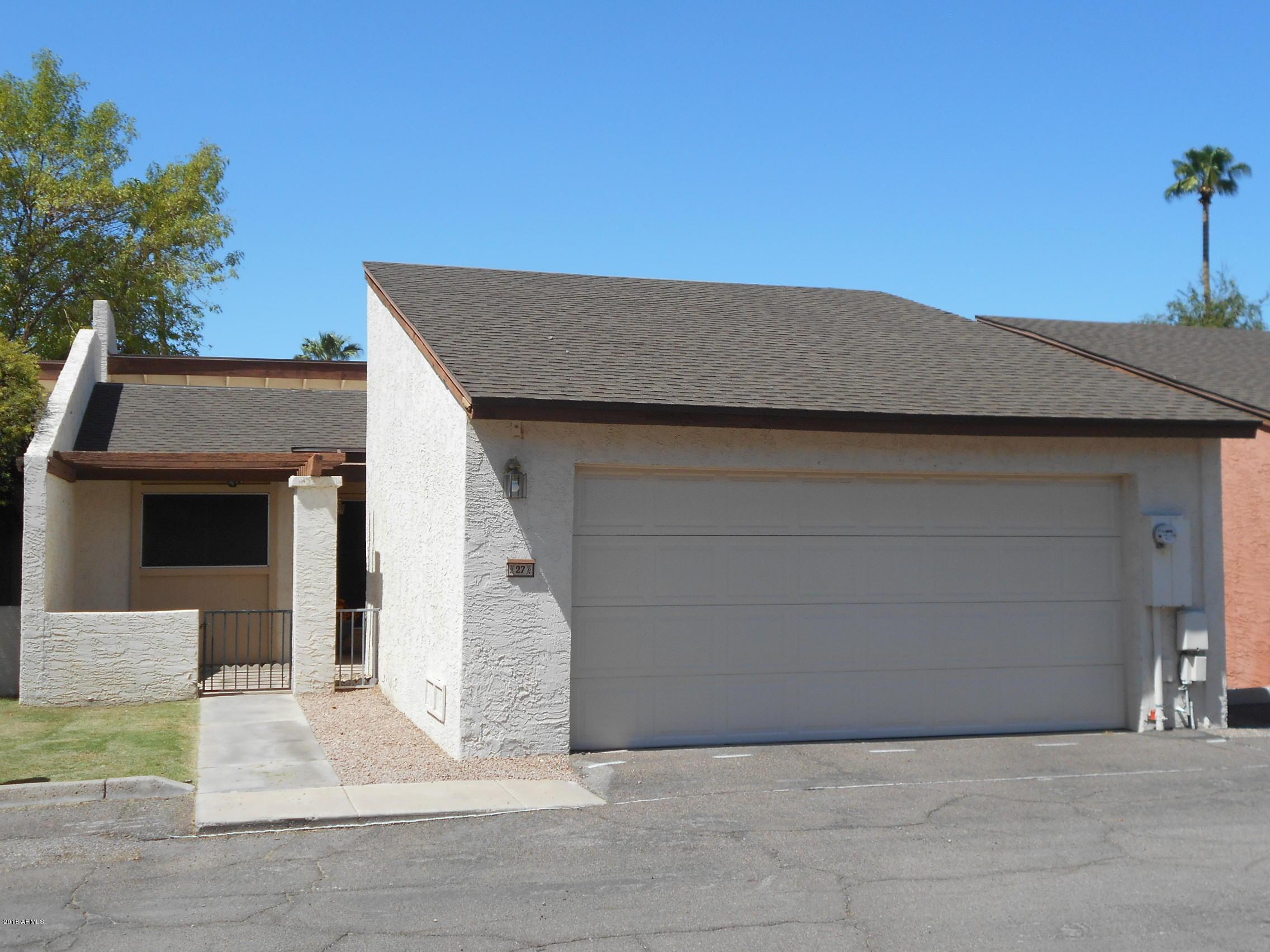 Photo of 2256 W LINDNER Avenue #27, Mesa, AZ 85202