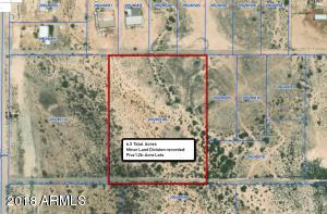 Property for sale at 0 E Pattee Road, Florence,  Arizona 85132