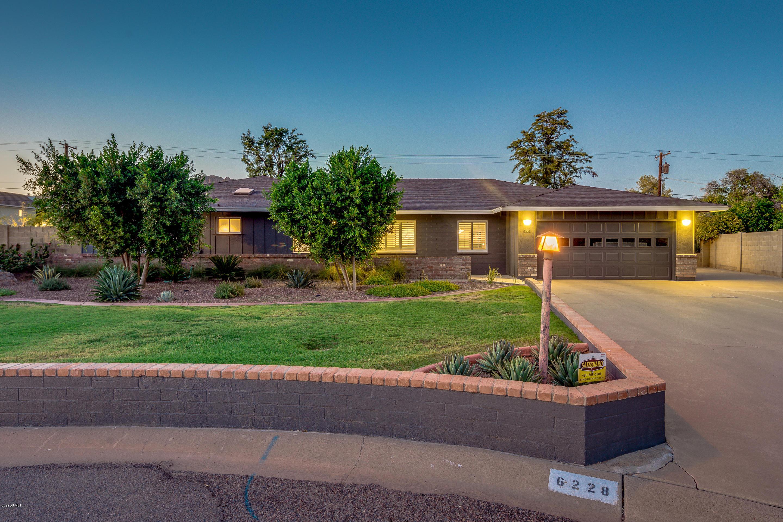 Photo of 6228 E CALLE ROSA --, Scottsdale, AZ 85251