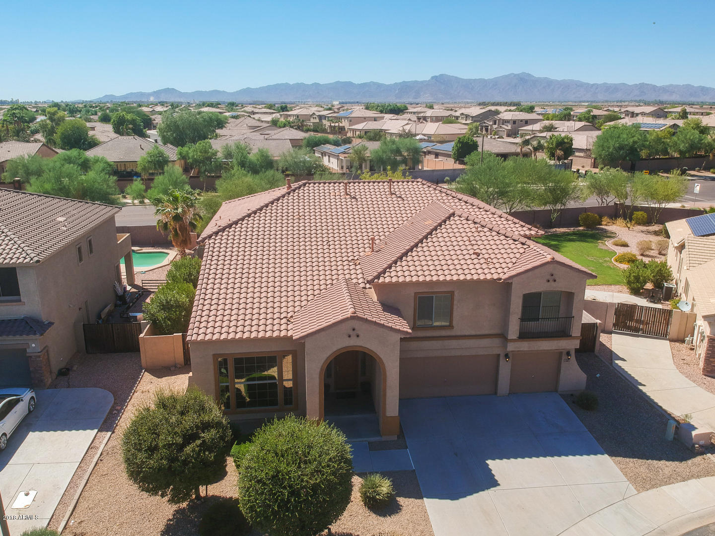 MLS 5819632 4558 N 153RD Lane, Goodyear, AZ 85395 Goodyear AZ Palm Valley