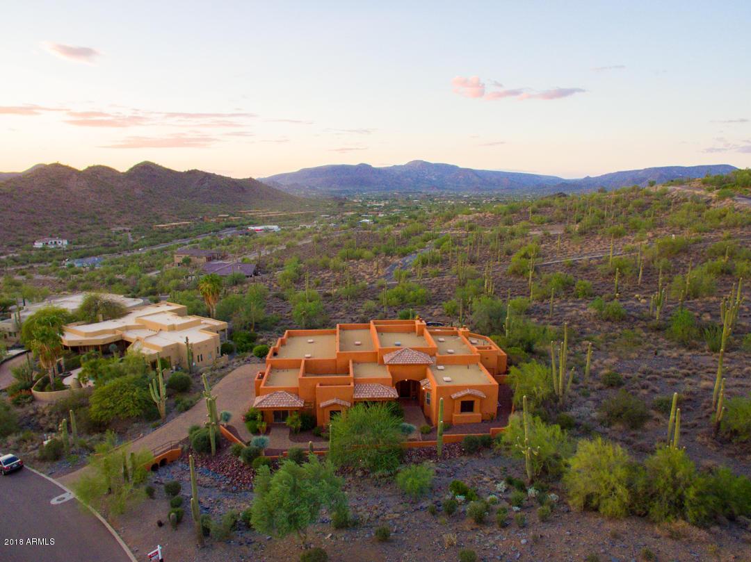 6102 E LITTLE HOPI Drive Cave Creek, AZ 85331 - MLS #: 5820066