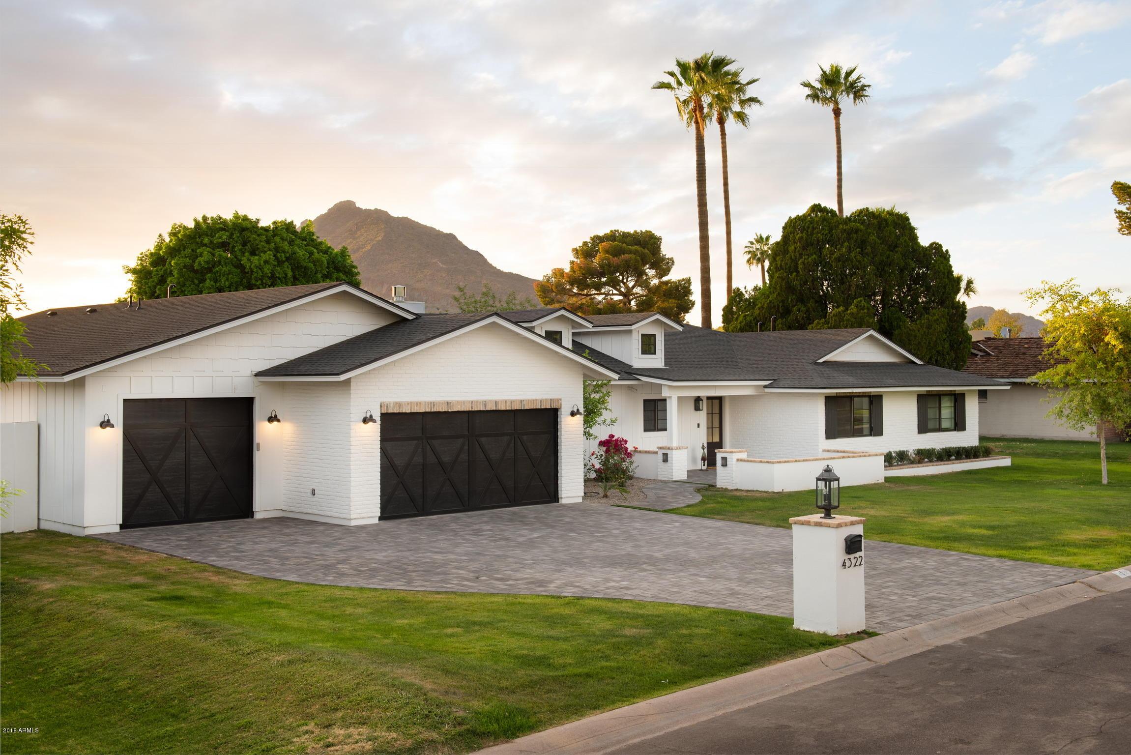 4322 N 68TH Place, Scottsdale AZ 85251
