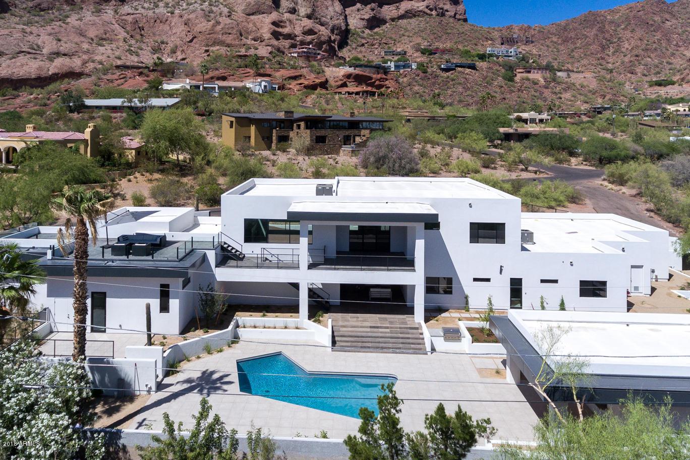 MLS 5819797 4839 E WHITE GATES Drive, Phoenix, AZ 85018 Phoenix AZ Newly Built