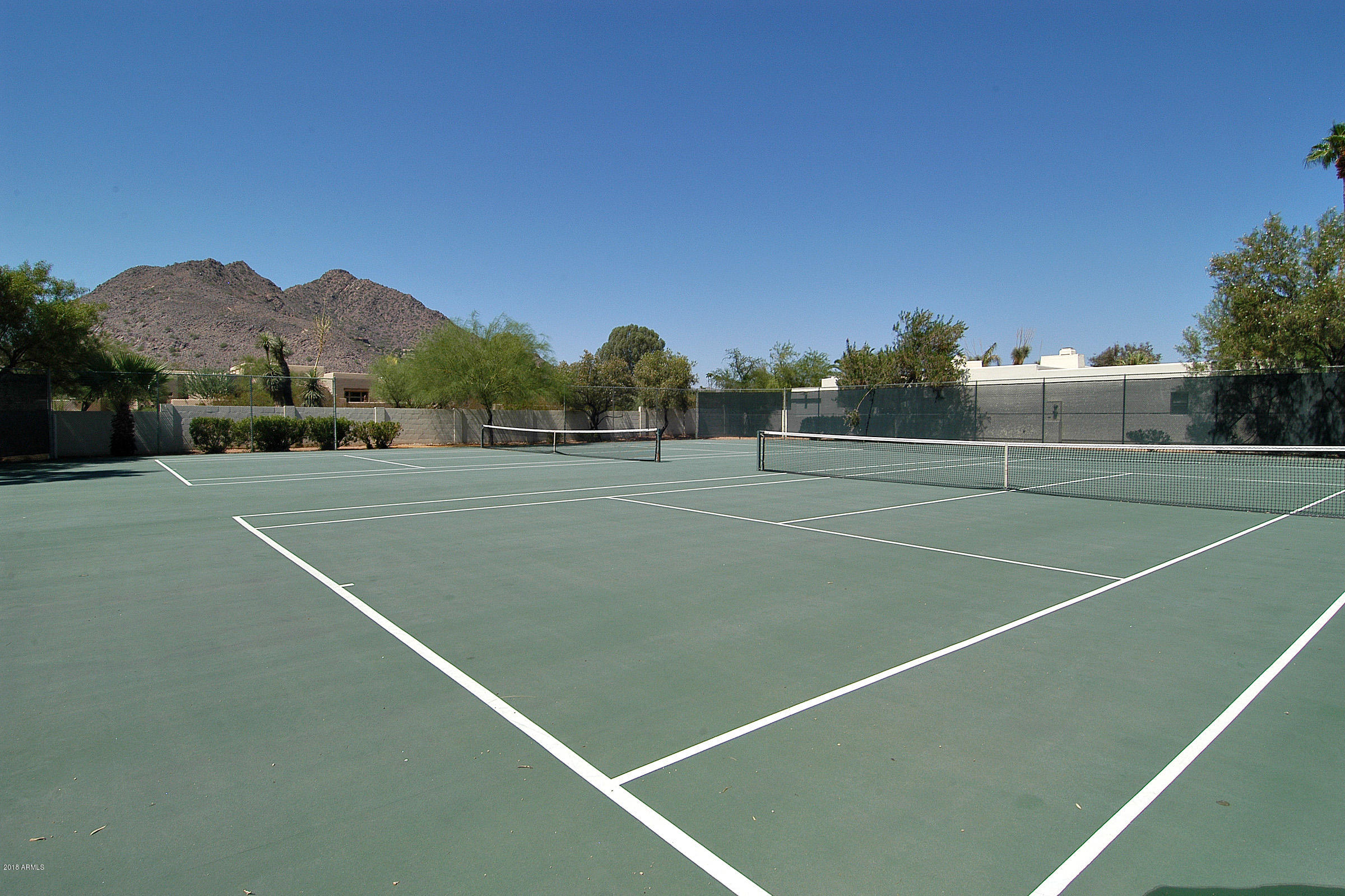 MLS 5820007 5101 N CASA BLANCA Drive Unit 8, Paradise Valley, AZ Paradise Valley AZ Gated