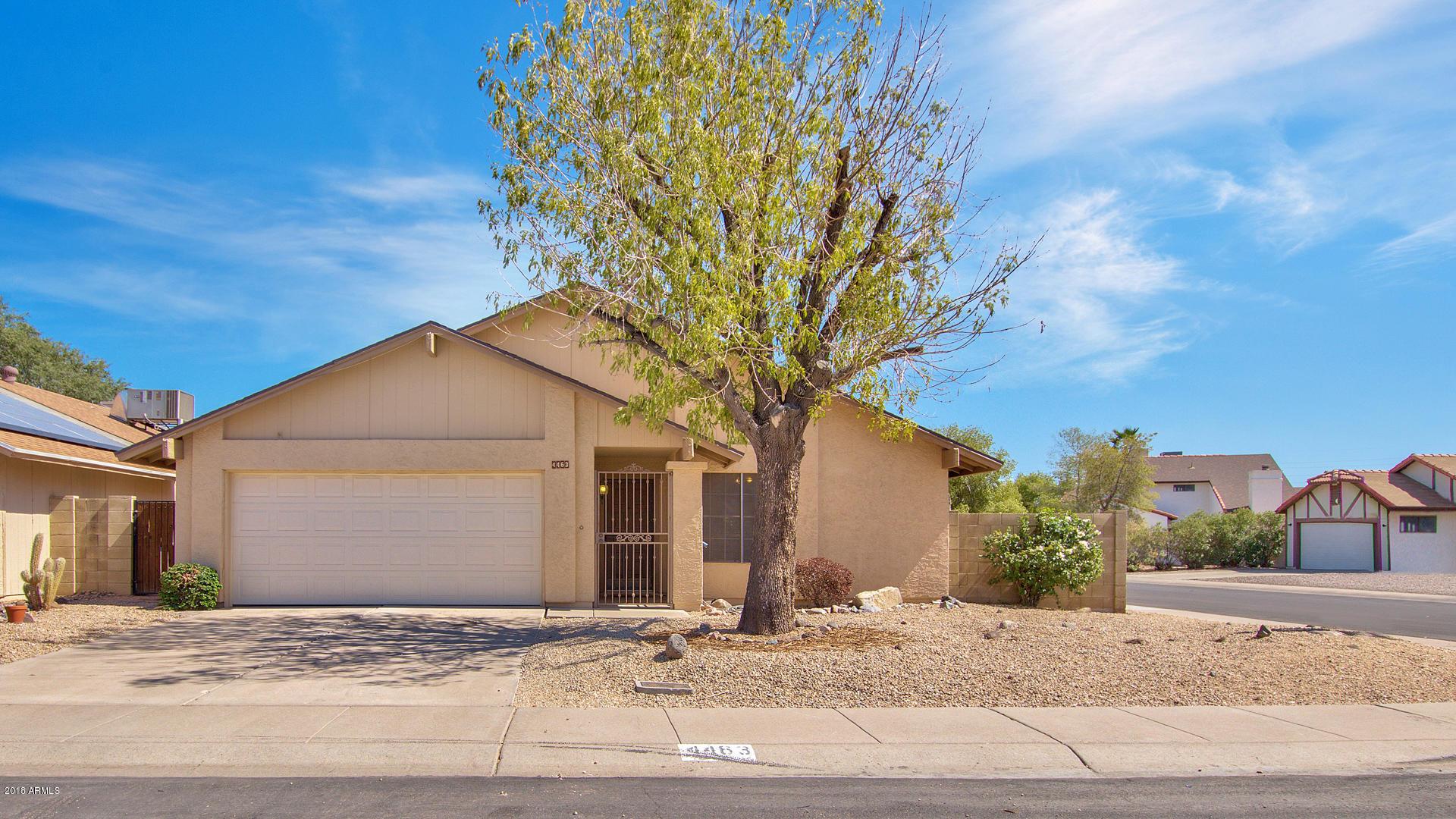 Photo of 4463 W MORROW Drive, Glendale, AZ 85308