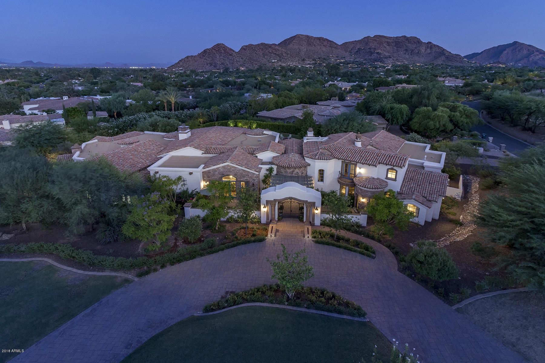 8329 N RIDGEVIEW Drive Paradise Valley, AZ 85253 - MLS #: 5821454