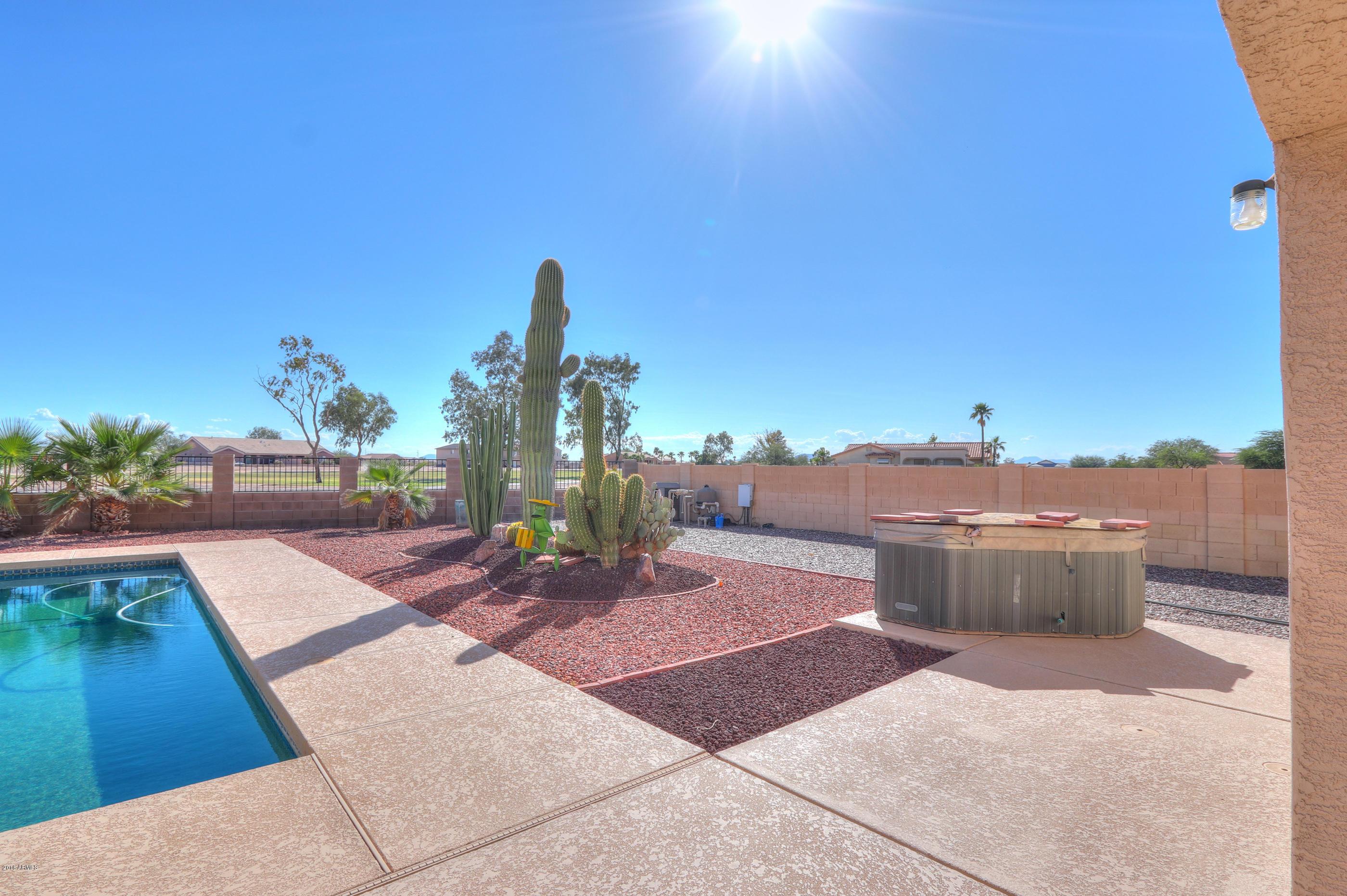 MLS 5823851 8371 W ENCANTO Lane, Arizona City, AZ Arizona City AZ Private Pool