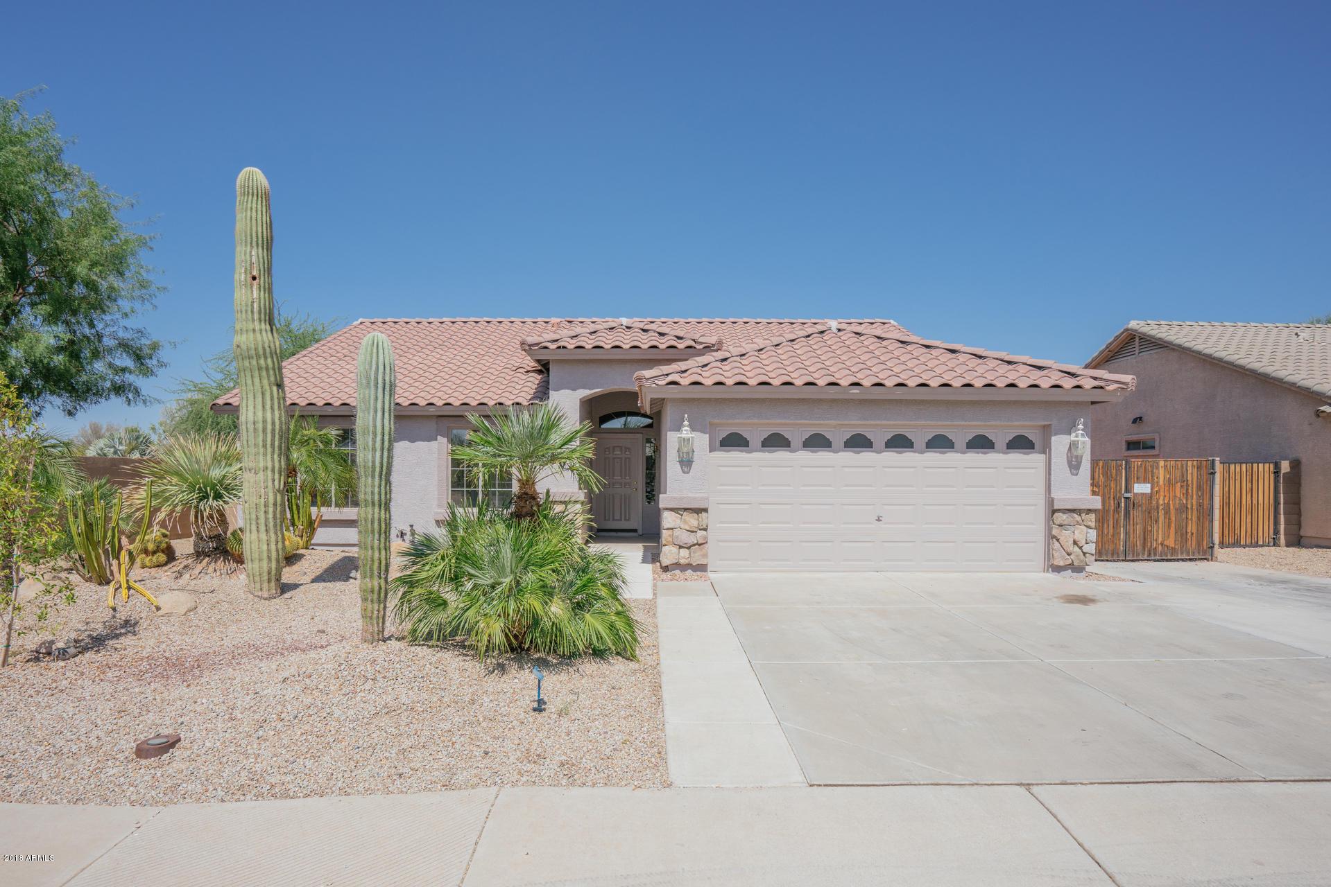 13312 W DESERT ROCK DRIVE, SURPRISE, AZ 85374