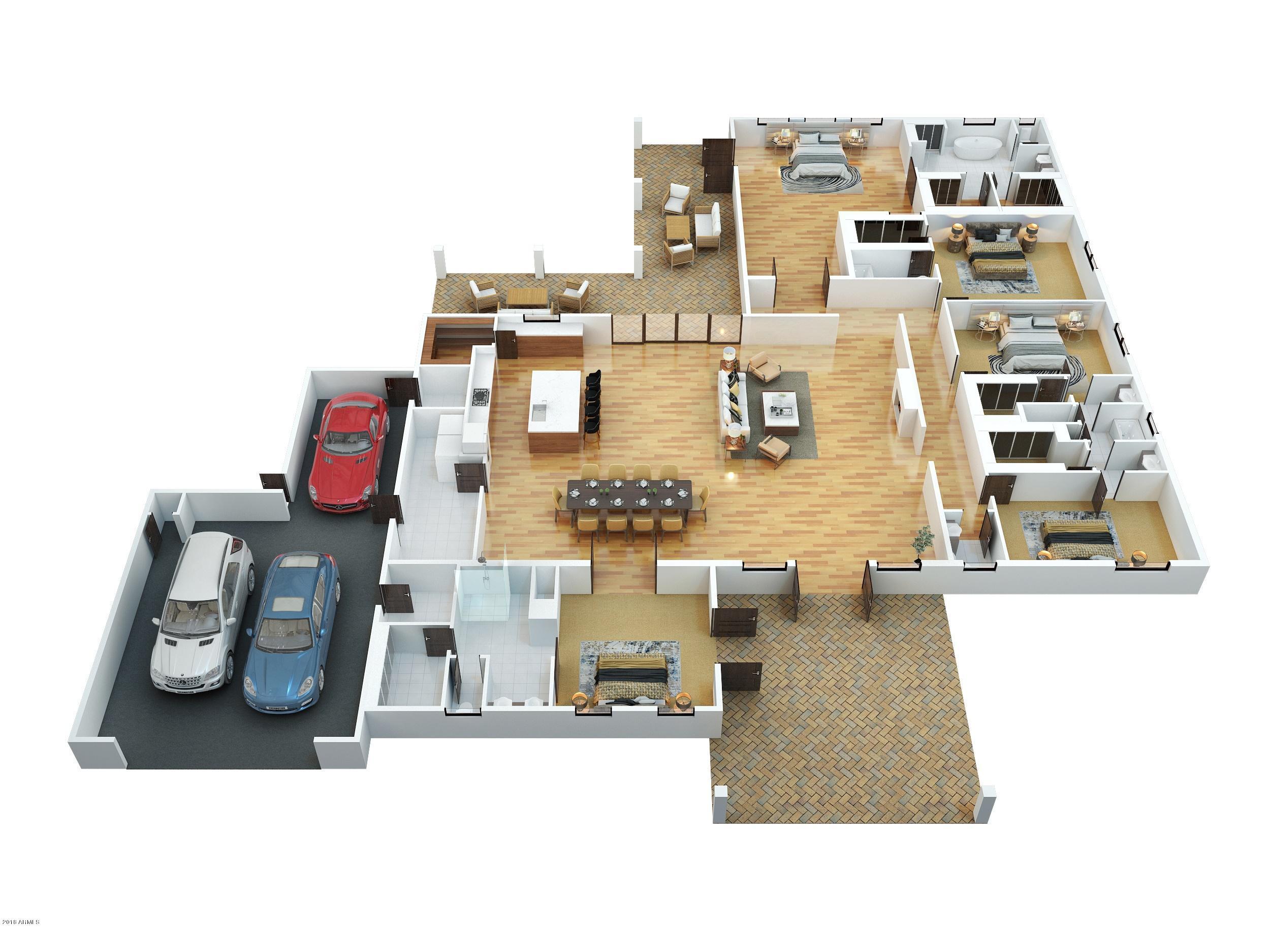 MLS 5706139 4526 E MARION Way, Phoenix, AZ 85018 Phoenix AZ 5 or More Bedroom