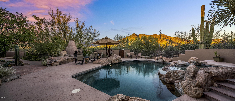 Photo of 5809 E DALEA Drive, Carefree, AZ 85377