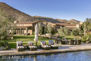 View of grounds from guest pool