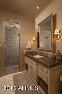 Guest quarters bathroom
