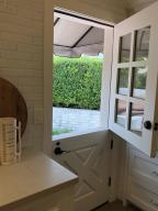 Kitchen Dutch Door