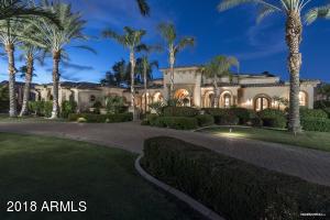6852 E Fanfol Drive Paradise Valley, AZ 85253