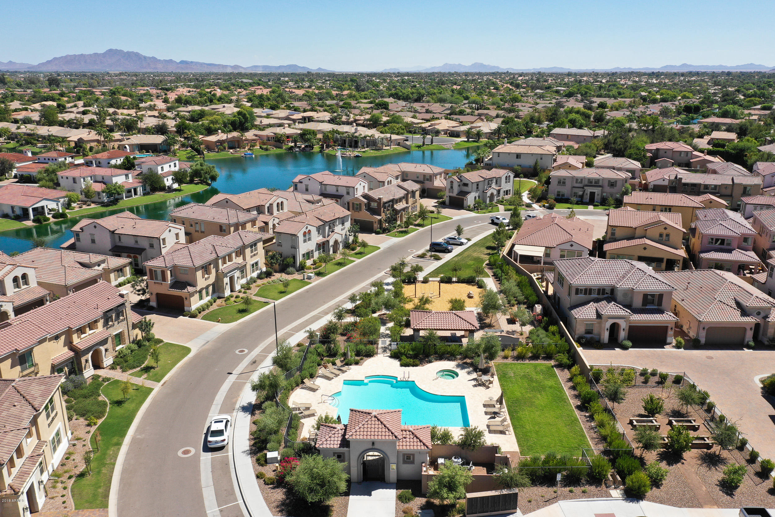 MLS 5823682 4143 S PECAN Drive, Chandler, AZ 85248 Community Pool