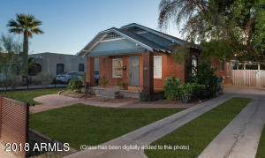 2534 N Edgemere Street Phoenix, AZ 85006